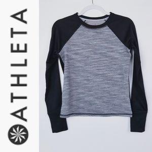 ATHLETA Long Sleeve Top Like New!